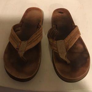Rainbow Sandals SZ 7.5-8.5